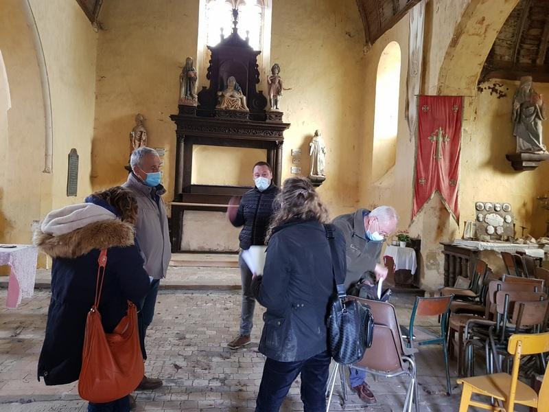 Chapelle de Crannes en Champagne